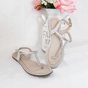 ALDO Mirrored Thong sandal